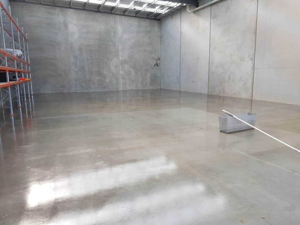 Sunbury Warehouse Concrete Floor Sealer 14