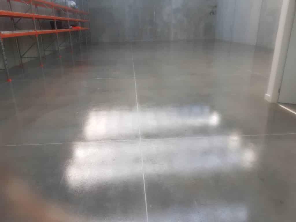 Sunbury Warehouse Concrete Floor Sealer 11