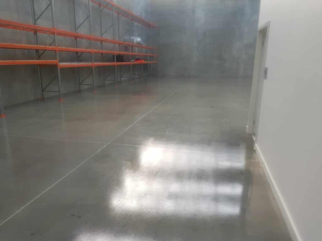 Sunbury Warehouse Concrete Floor Sealer 10