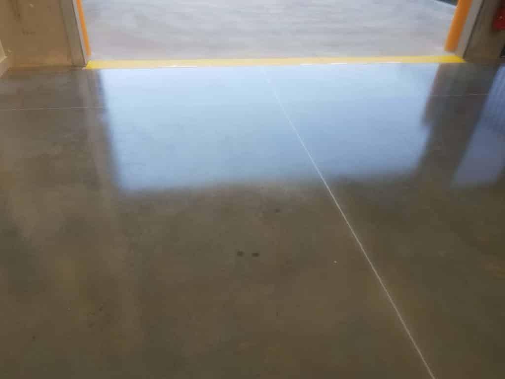 Sunbury Warehouse Concrete Floor Sealer 7