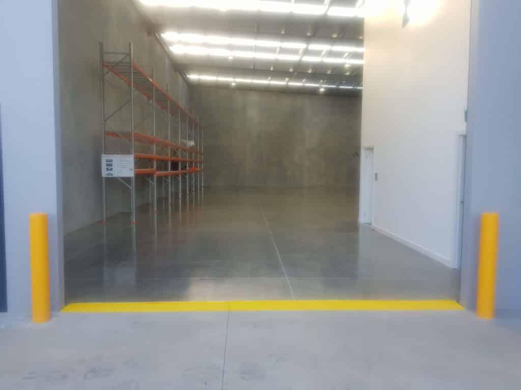 Sunbury Warehouse Concrete Floor Sealer 6