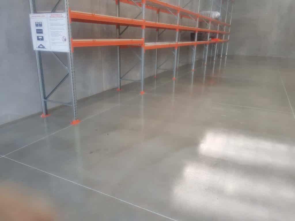 Sunbury Warehouse Concrete Floor Sealer 4