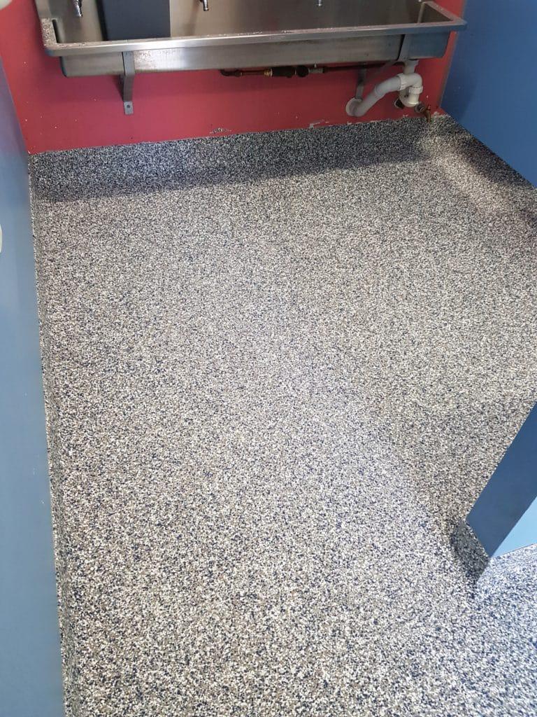 School Toilet Flooring in Lancefield Victoria 4