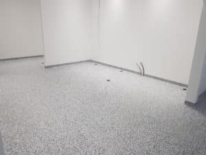 Commercial kitchen gourmet food packing flooring 4