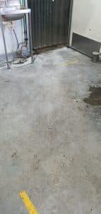 Dandenong Food Storage Warehouse Floor Coating 17