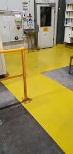 Dandenong Food Storage Warehouse Floor Coating 7