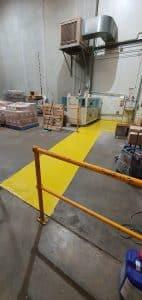 Dandenong Food Storage Warehouse Floor Coating 5