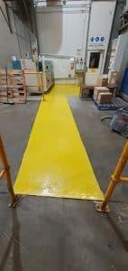 Dandenong Food Storage Warehouse Floor Coating 12