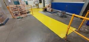 Dandenong Food Storage Warehouse Floor Coating 8
