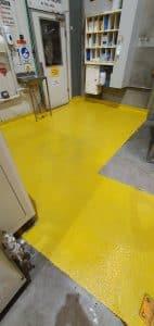 Dandenong Food Storage Warehouse Floor Coating 6