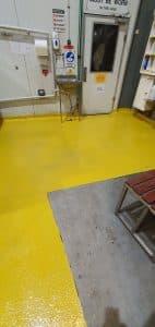 Dandenong Food Storage Warehouse Floor Coating 4