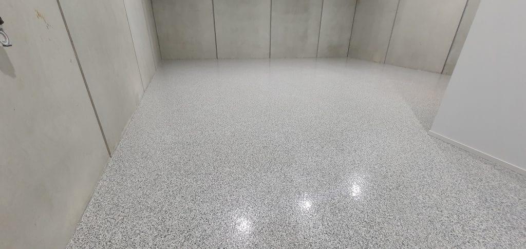 Hastings Epoxy Flake Floor Coating 2