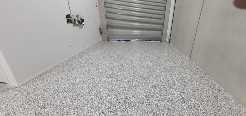 Hastings Epoxy Flake Floor Coating 3