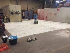 Keysborough Manufacturing Plant - Heavy Duty Epoxy Floor Coating 6