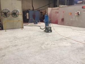 Keysborough Manufacturing Plant - Heavy Duty Epoxy Floor Coating 7
