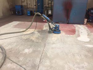 Keysborough Manufacturing Plant - Heavy Duty Epoxy Floor Coating 8
