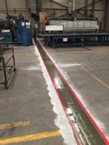 Keysborough Manufacturing Plant - Heavy Duty Epoxy Floor Coating 15