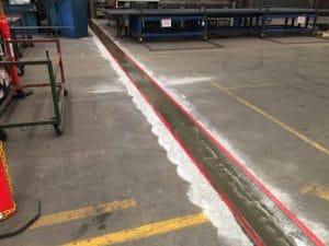 Keysborough Manufacturing Plant - Heavy Duty Epoxy Floor Coating 14