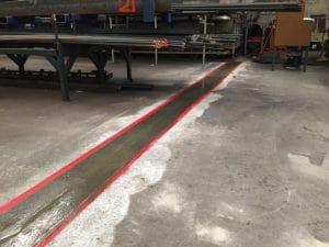 Keysborough Manufacturing Plant - Heavy Duty Epoxy Floor Coating 17