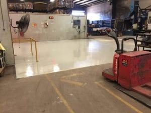 Keysborough Manufacturing Plant - Heavy Duty Epoxy Floor Coating 10