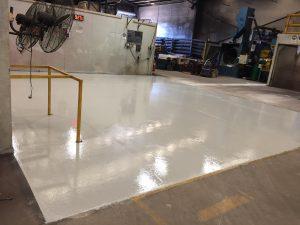 Keysborough Manufacturing Plant - Heavy Duty Epoxy Floor Coating 12