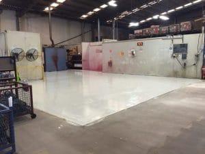 Keysborough Manufacturing Plant - Heavy Duty Epoxy Floor Coating 13