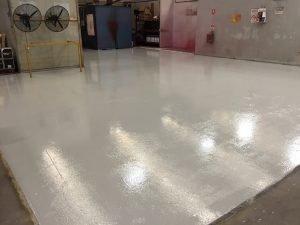 Keysborough Manufacturing Plant - Heavy Duty Epoxy Floor Coating 11