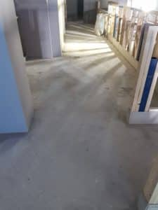 Doncaster restaurant commercial kitchen floor 3