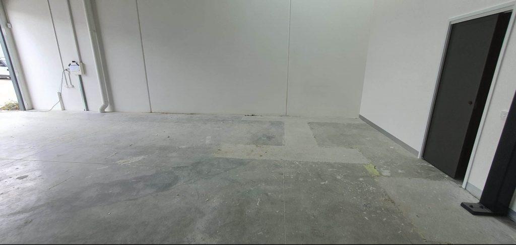 Nunawading Warehouse Epoxy Vinyl Flake Flooring 8